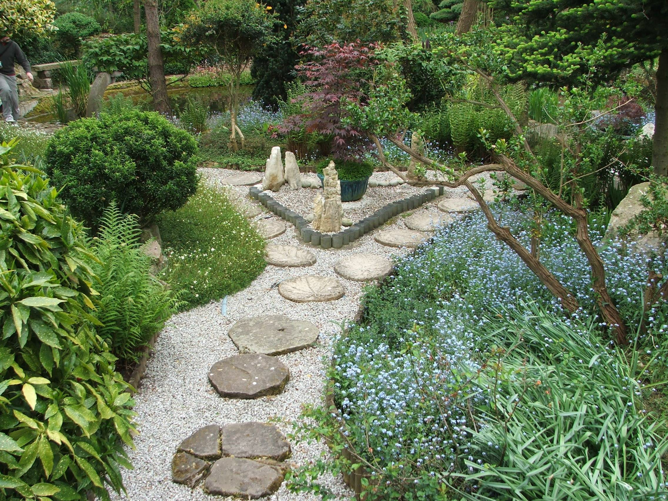 Japanese Gardens For Small And Larger Spaces