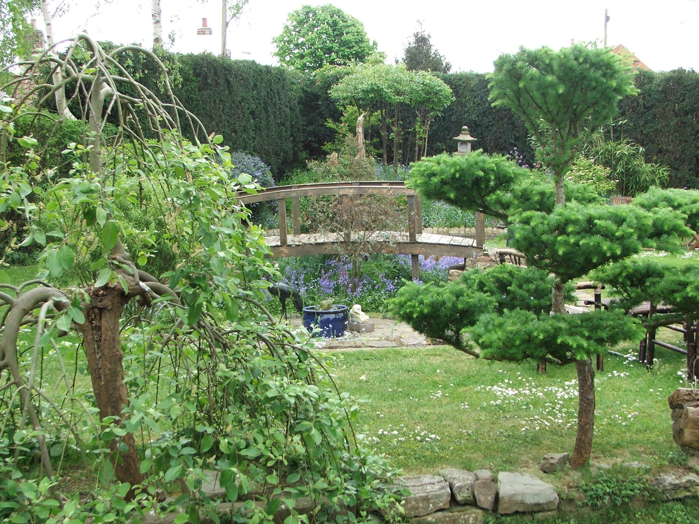 Pureland japanese and meditation garden n clifton uk for Japanese meditation garden