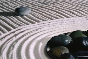 A Relaxing Zen Garden