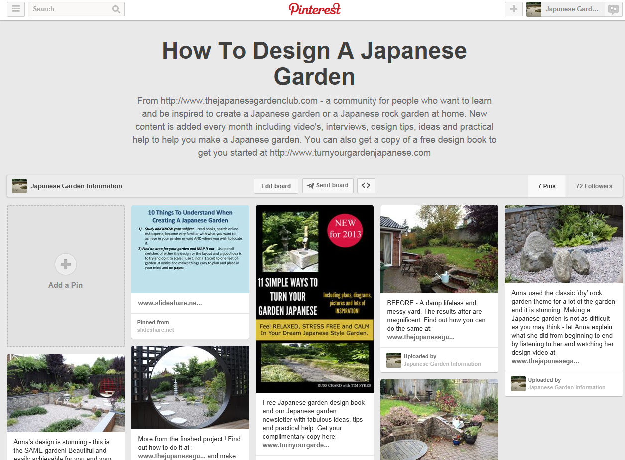 Help For HOW To Design A Japanese Garden