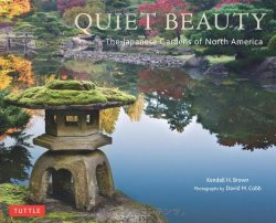David Cobb took all the pictures for a great book called 'Quiet Beauty - The Japanese Gardens of North America['