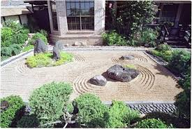 One Of The Most Popular Types Of Japanese Garden Is Called A U0027Karesansuiu0027  Garden. In English This Word Means U0027dry Mountain Streamu0027 And That Is Why  These ...