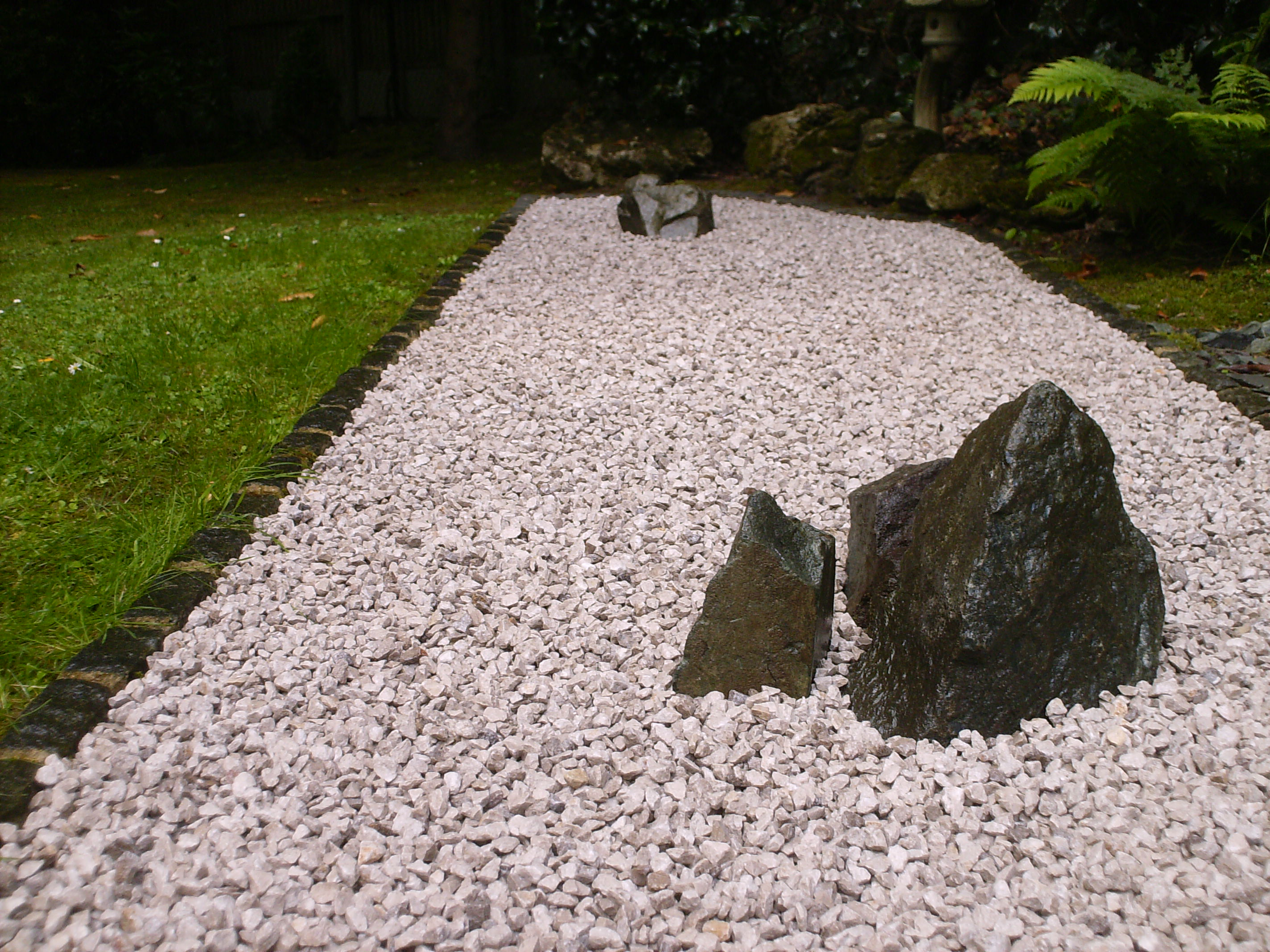 You May Not Be Interested In A Rock Garden And Have A Dream Of A More  Complicated Japanese Garden. Japanese Gardens Are At One With Nature And  Should Always ...