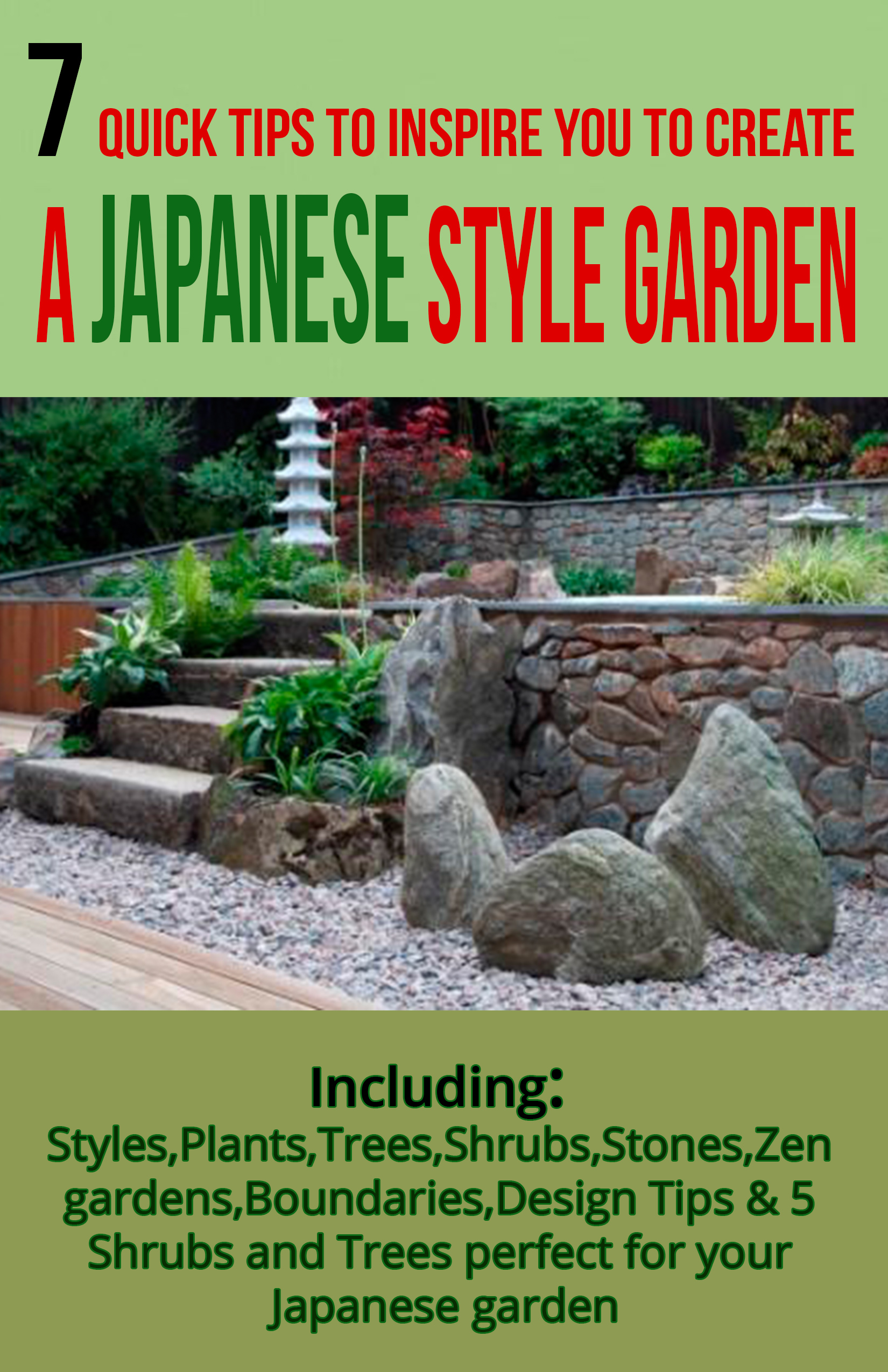 Make A Japanese Garden Japanese Gardens For Small And Larger Spaces